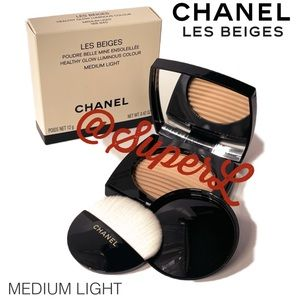 Chanel les beiges Healthy Glow Foundation Light
